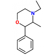 4-ethyl-3-methyl-2-phenylmorpholine | Phenmetetrazine - 1g